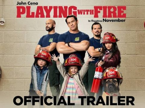 Movie review: Playing with fire